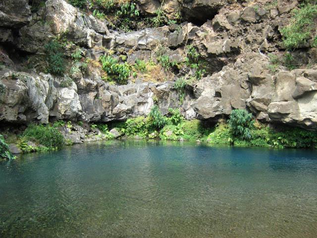 Les bassins et cascades de saint gilles randopitons - Cascade de bassin fait maison ...