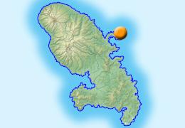 Le tour de la Presqu'Île de la Caravelle — Randopitons